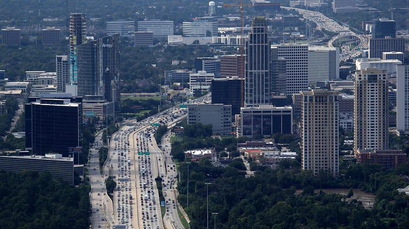 Houston's Roads Are the Deadliest in the U S