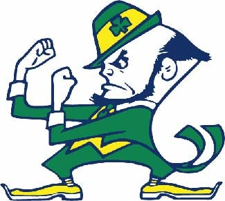Illustration for article titled Notre Dame Fighting Irish