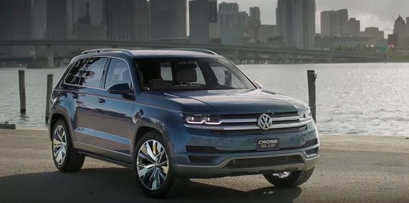 Photo: Volkswagen USA News/YouTube