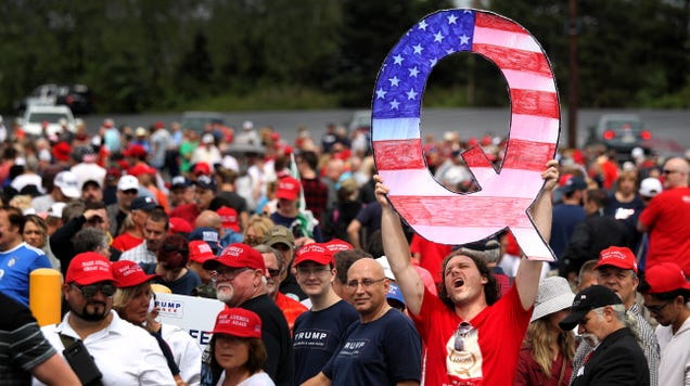 Twitter Expects QAnon Crackdown to Affect 150,000 Accounts Across Network