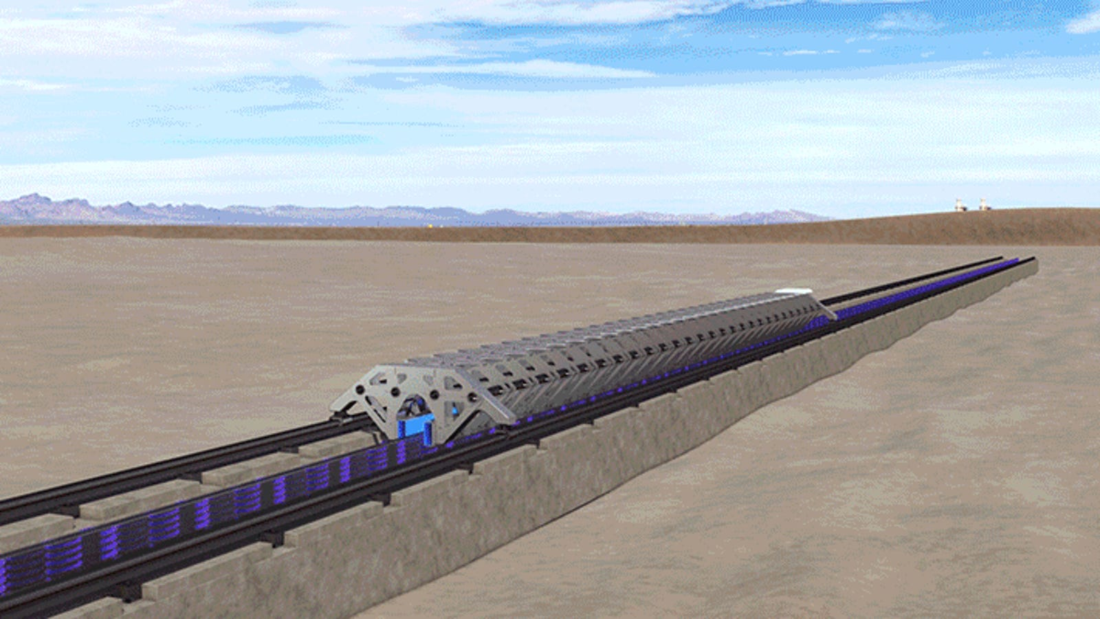 The Incredible Physics of the Hyperloop
