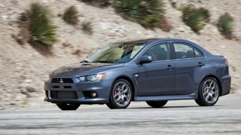 Will The Mitsubishi Evo Be Turned Into Some Kind Of Crossover Coupe