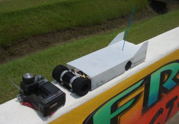 Ilration For Article Led X2 Rc Car Wants 200mph Record