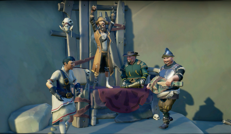 Illustration for article titled Sea of Thieves' New Event Is All About Exploration