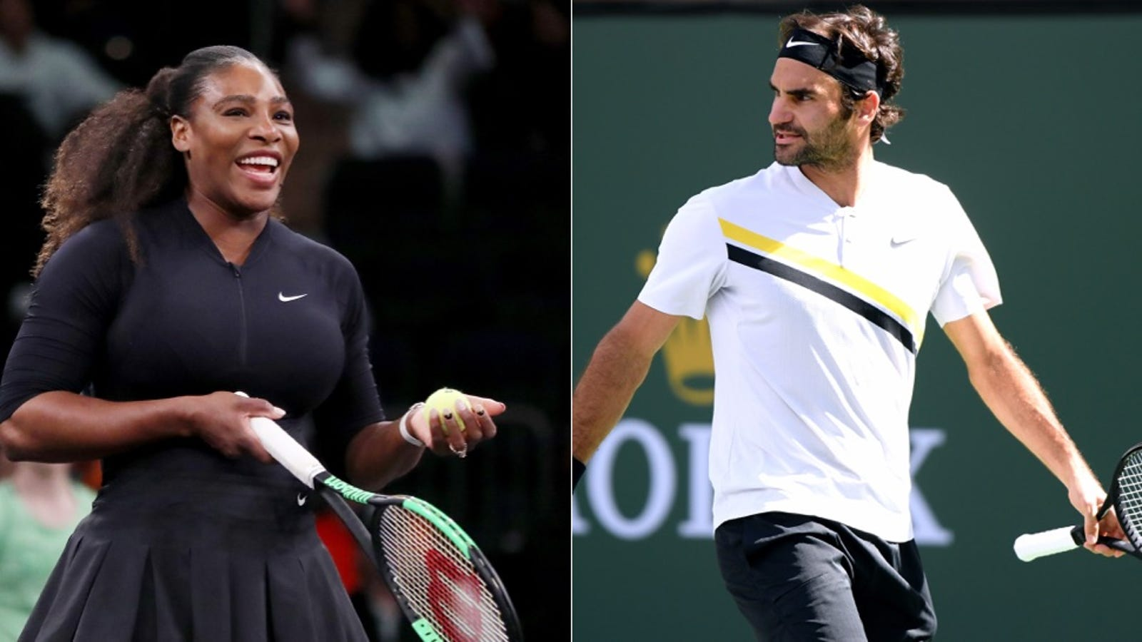 Roger Federer Says Serena Williams Is The Greatest Tennis Player Of All Time, Period