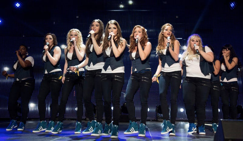 Illustration for article titled We Haven't Even SeenPitch Perfect 2 Yet, But Pitch Perfect 3 Is a Go