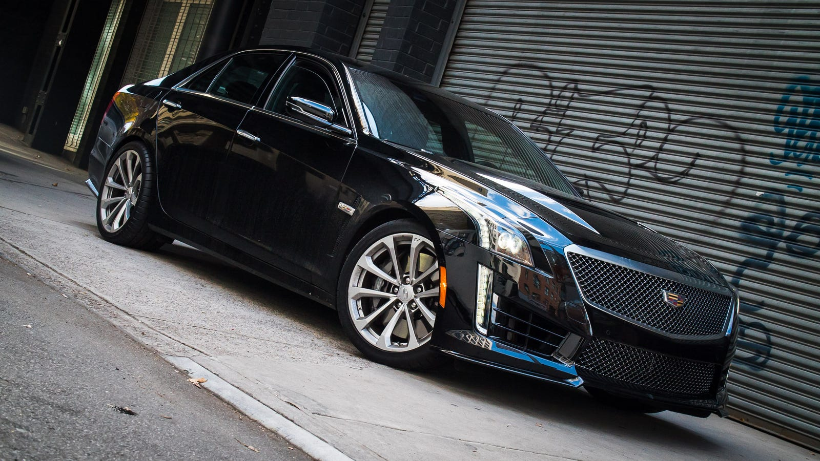 The 2016 Cadillac Cts V Is Crazier Than Any Hellcat