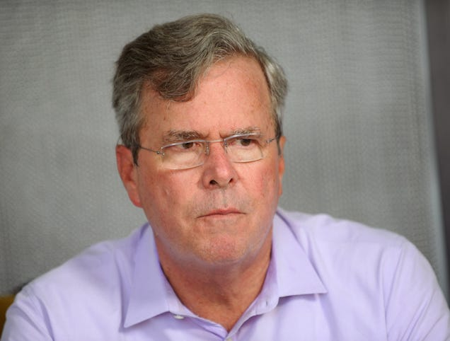 Jeb Bush's Children Vehemently Deny Having Ever Loved Father