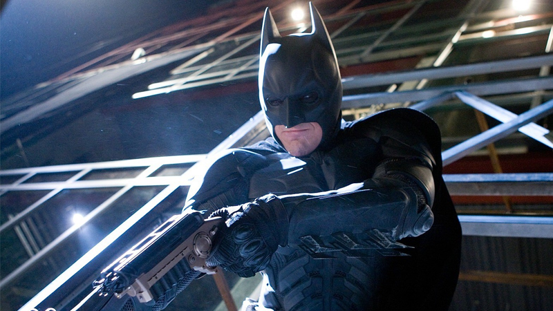 Batman has his eye on a return to IMAX theaters.