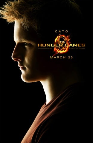 Illustration for article titled Hunger Games Character Posters Gallery