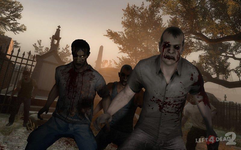 Illustration for article titled Left 4 Dead 2, el juego de zombies de Valve, gratis durante unas horas