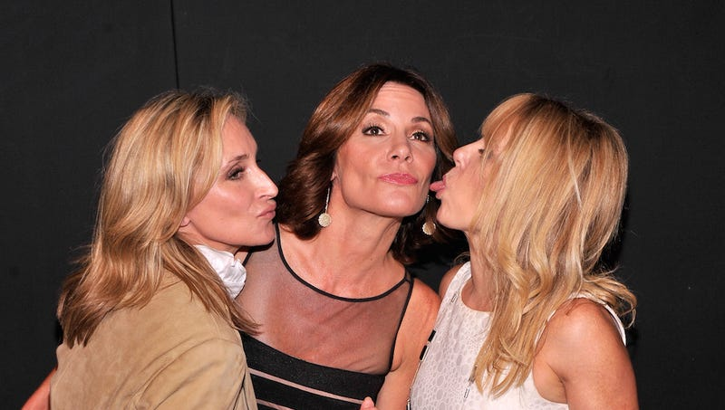 Illustration for article titled Countess LuAnn's New Fiancé Also Hooked Up with Ramona Singer and Sonja Morgan