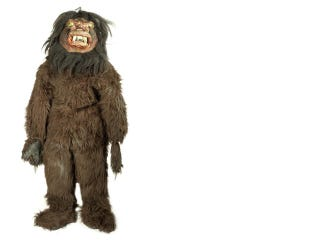 Illustration for article titled Own One of the Worst Doctor Who Monster Costumes in History