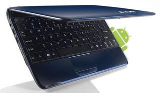 Illustration for article titled Acer Planning an Android Netbook For Q3 of This Year