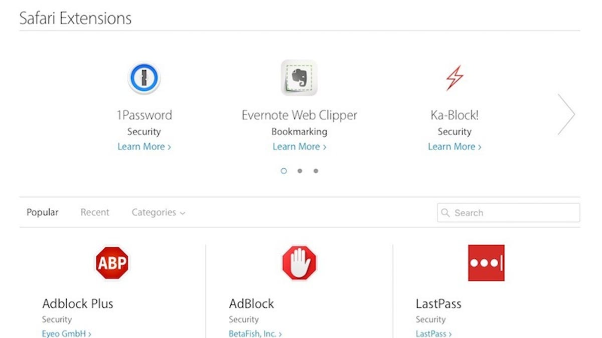 The Power User's Guide to Safari