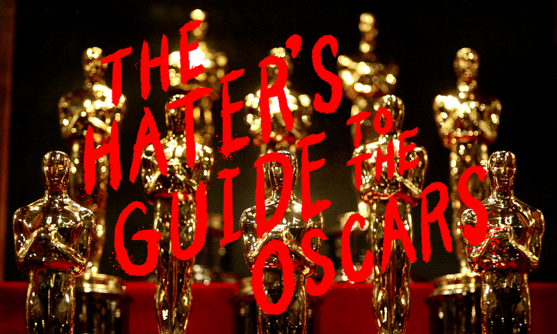 Illustration for article titled The 2016 Hater's Guide To The Oscars