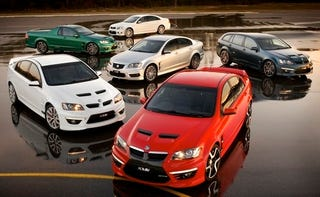Illustration for article titled New HSV Lineup Reveals The Pontiac That Could Have Been