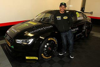 Illustration for article titled Robb Holland's BTCC Car to be Raced by F1 Champ's Disabled Brother