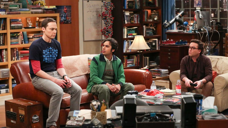 Illustration for article titled The Big Bang Theory to air its final bazinga in 2019