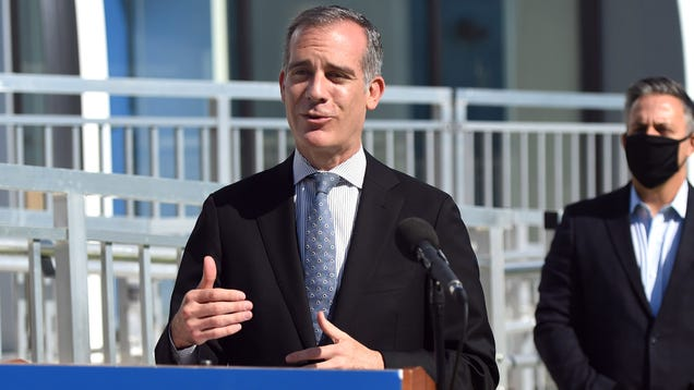 L.A. Mayor Unveils Push To End Homelessness By Sending Around Some Pretty Reasonable Zillow Listings