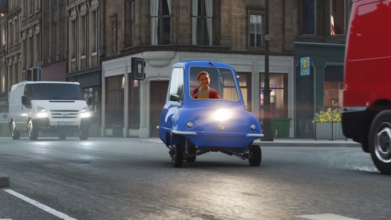 Illustration for article titled My Favorite Part OfForza Horizon 4 Is Naming Myself Sonny Jim