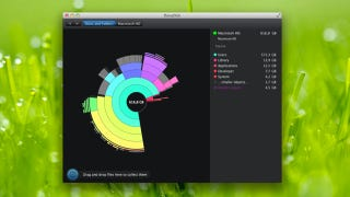 DaisyDisk Figures Out What's Taking Up Space on Your Mac, Is