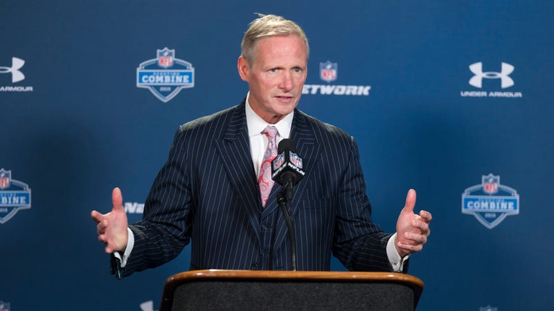 Illustration for article titled Raiders Hire Mike Mayock, The TV Man