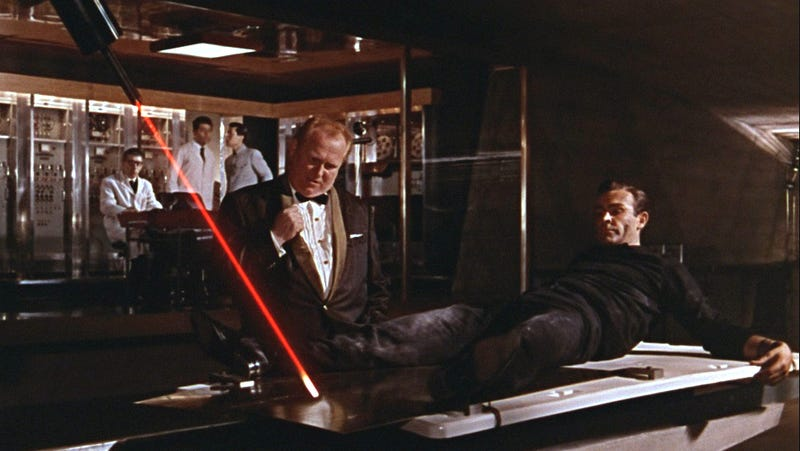 Illustration for article titled 10 Greatest Laser Scenes in Movie History