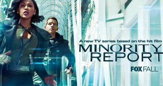 Illustration for article titled [FirstFour] - Minority Report - 1.o4 - Flawed rendition of an average movie of an above average short story.