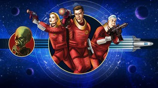 Illustration for article titled Dan Dare takes off on Radio 4 Extra