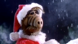 Illustration for article titled ​The ALF Christmas Special may be the root of all holiday depression