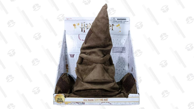 You Can Finally Belong at Hogwarts If You Buy This $10 Talking Sorting Hat
