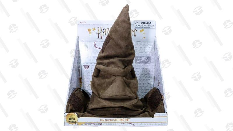 Harry Potter Real Talking Sorting Hat | $10 | Target