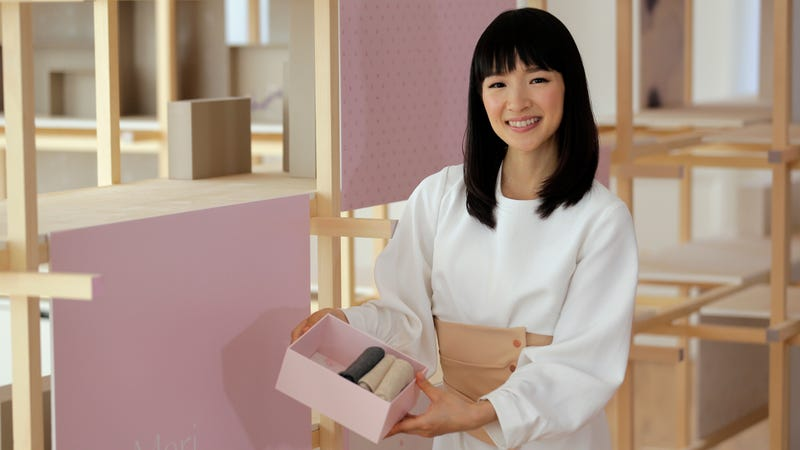 Illustration for article titled There Absolutely Needs to Be a Celebrity Edition of Tidying Up With Marie Kondo