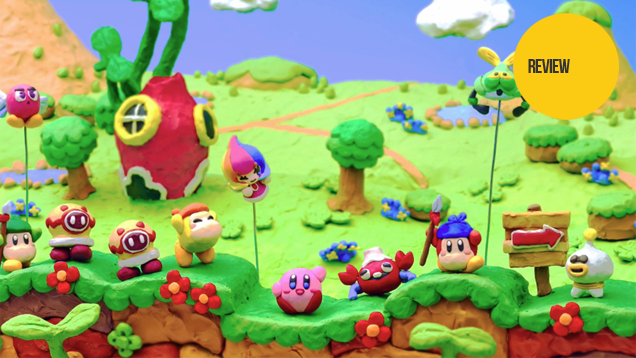 Kirby And The Rainbow Curse: The Kotaku Review