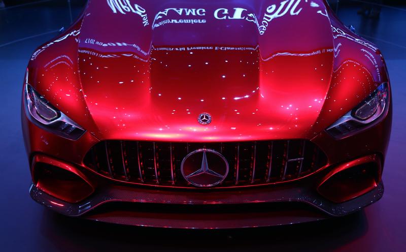 Resultado de imagen para Mercedes-AMG GT Concept