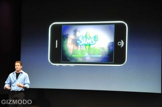 Illustration for article titled iPhone Sims 3 Unveiled, Features Streaming Music, DLC