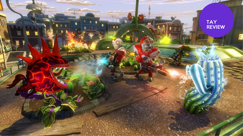 Illustration for article titled Plants vs Zombies: Garden Warfare: The TAY Review