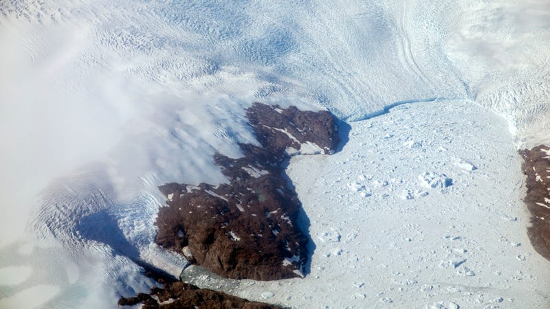 Half of Greenland's Surface Started Melting This Week, Which Is Not Normal