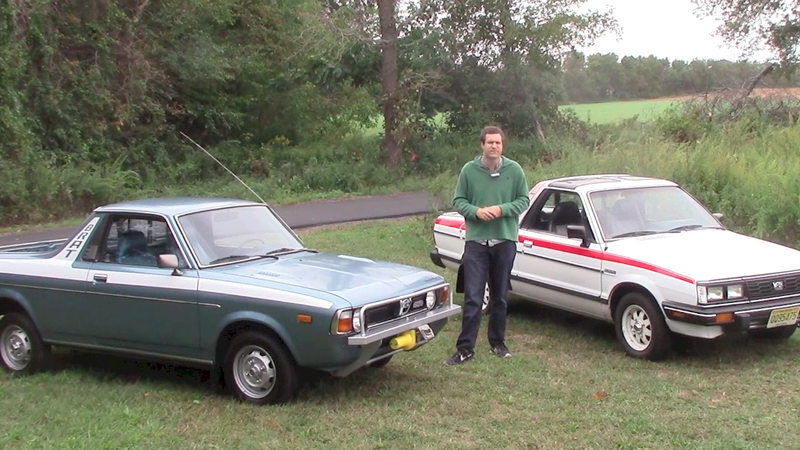 Who Owns Subaru >> I Spent The Day With Two Subaru BRATs
