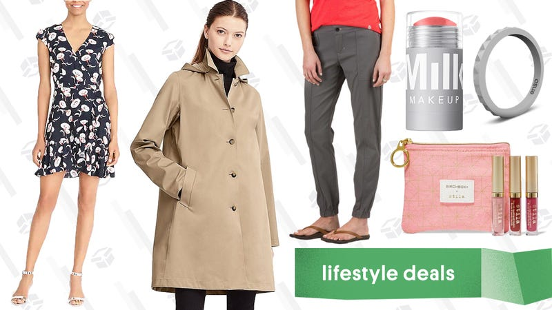 Illustration for article titled Monday's Best Lifestyle Deals: Milk Makeup, Uniqlo Blocktech, J.Crew Factory, and More