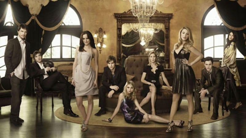 Image via the CW/Gossip Girl.