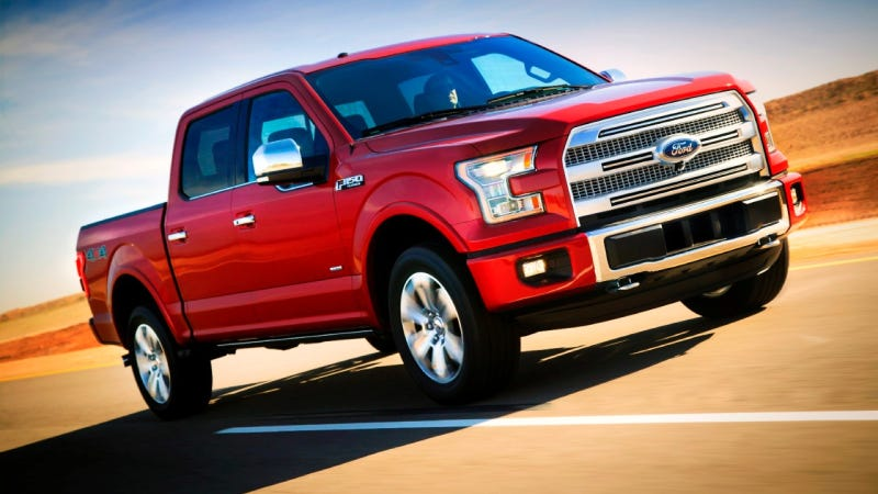 Illustration for article titled 2015 Ford F-150 Has More New Patents Than Any Ford Truck Before