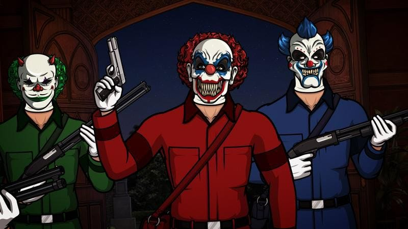 Illustration for article titled Jealousy (and some evil clowns) rear their ugly heads on a fantastic Archer