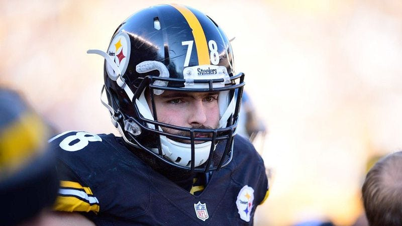 Pittsburgh Steelers offensive tackle Alejandro Villanueva (Photo: Pittsburgh Steelers)
