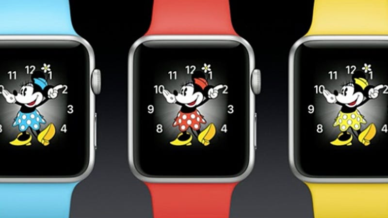 Apple's WatchOS 3 Adds New Watch Faces And Lots of Copycat ...