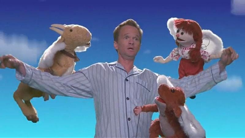 Illustration for article titled Neil Patrick Harris and The Henson workshop team up for a new web series