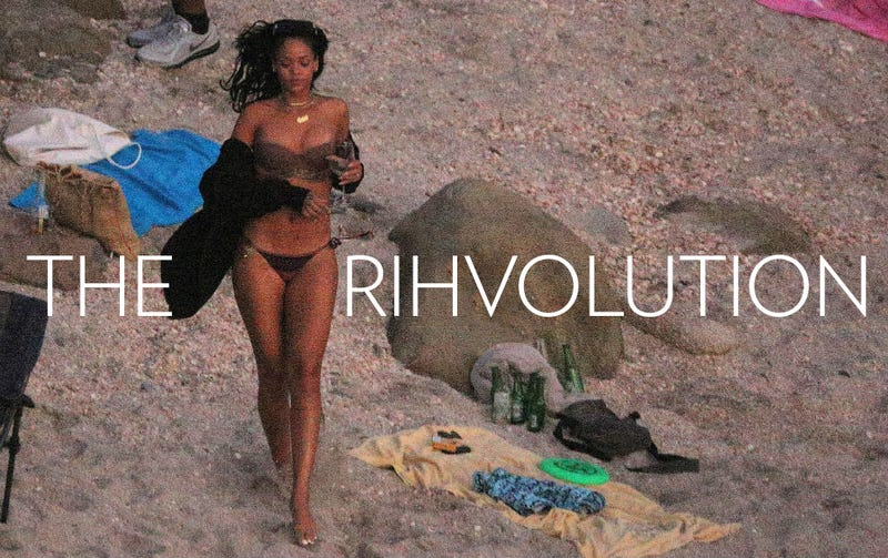 Illustration for article titled Rihanna Rihport: The Year in Rihview
