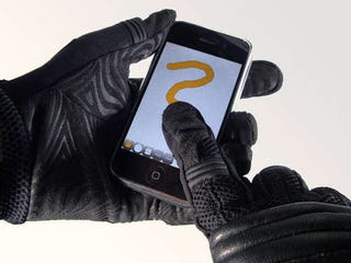 Illustration for article titled How To Make Any Pair Of Gloves Work With a Touchscreen