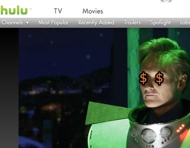 Illustration for article titled Would You Pay for Hulu?